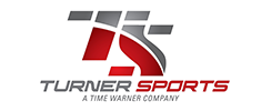Turner Sports logo- footer ad